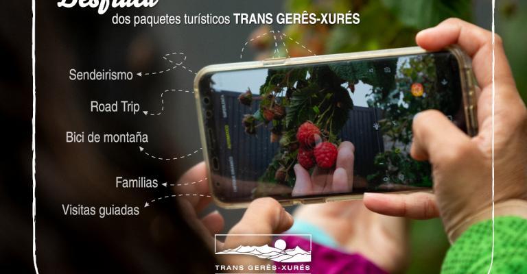Turismo de Galicia presentou no Congreso Virtual os paquetes turísticos Trans Gerês-Xurés de experiencias activas na Reserva da Biosfera Transfronteiriza Gerês-Xurés